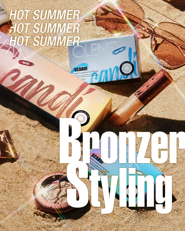Summer Glow Bronzer Collection